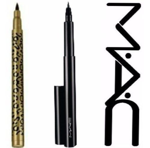 Delineador marcador liquido mac plumon tienda x2