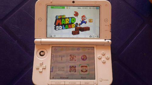 Nintendo ds xl 3d original pr 70vrd