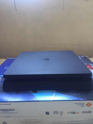 Playstation ps4 slim 500gb 1 control + 2 juegos oferta!! 290