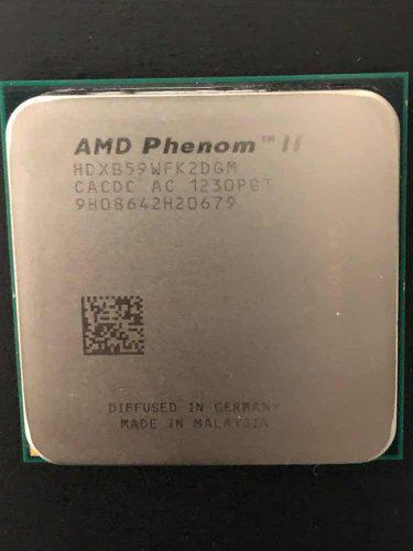 Procesador amd phenom ii x2 b59