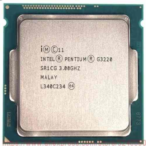 Procesador intel g3220 3.0ghz lga 1150 4ta generación.