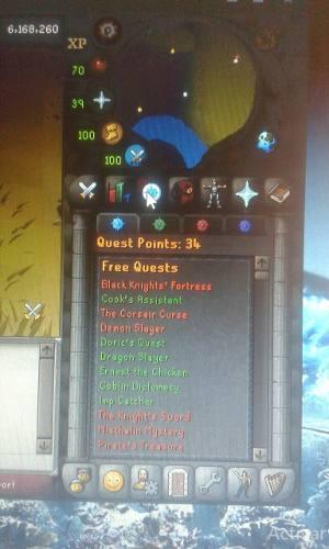 Runescape old cuenta