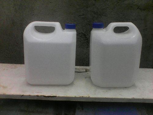 Envases plasticos de galón y 6lts
