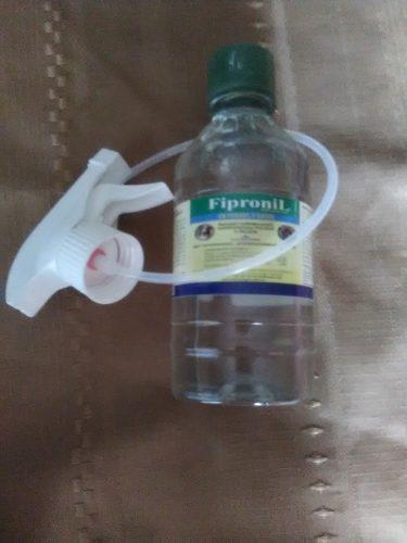 Fipronil solución para pulgas, garrapatas y piojos 90cm3