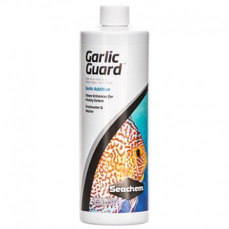 Garlic guard de seachem, 500 ml