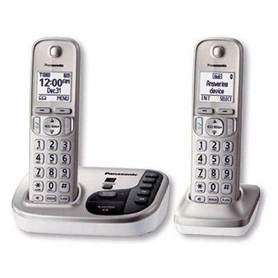 Telefono inalambrico panasonic digital/ dect 6.0 plus / cont