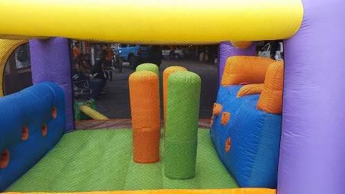 Venta colchón inflable de obstaculos 6mts x 3mts 480vrdes