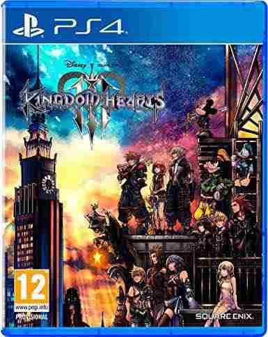 Juego kingdom hearts 3 ps4 xbox nuevo tienda física ja