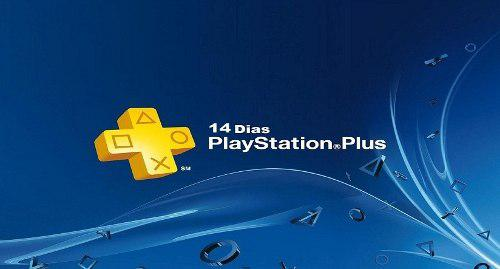 Playstation plus 14 dias playstation 4 ps3