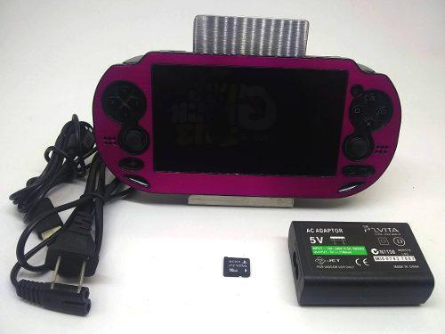 Playstation psp vita sony usado como nuevo