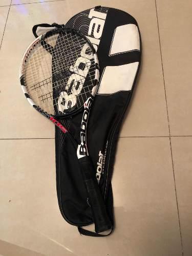 Por no usar vendo como nueva raqueta de tenis babolat xs 105