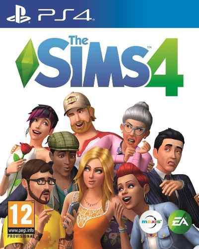 Ps4 juego sims 4 nuevo y sellado somos tienda fisica