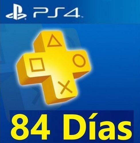 Psn plus 14 días + envio gratis + promoción 6 x 1 (84