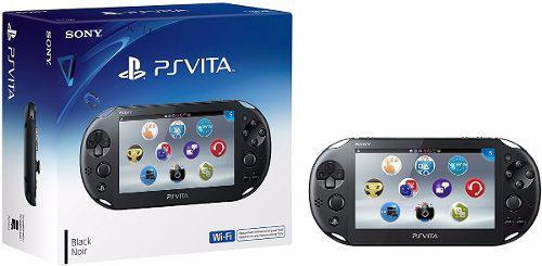 Sony psvita slim nuevo original (modelo mas reciente) (160v)