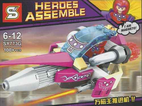 Armables sy773 héroes y villanos oferta