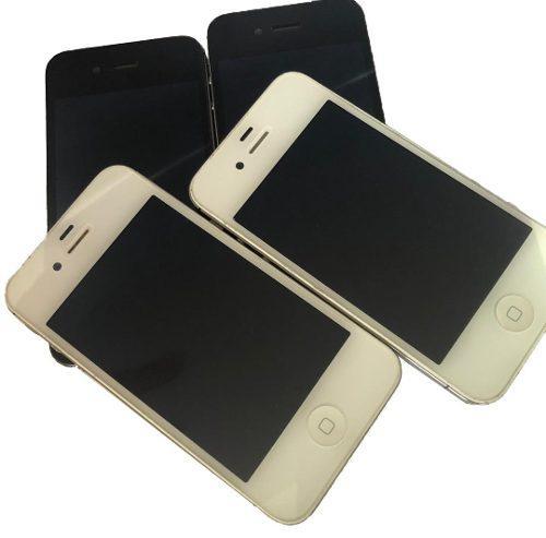 Celular iphone telefono 4s 8gb usado brato no android s4 s3