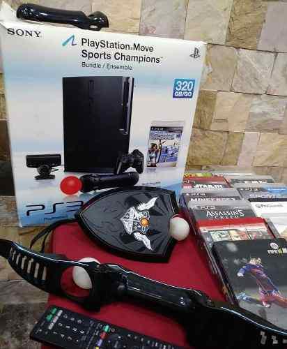 Consola de video juegos ps3 sony 320gb