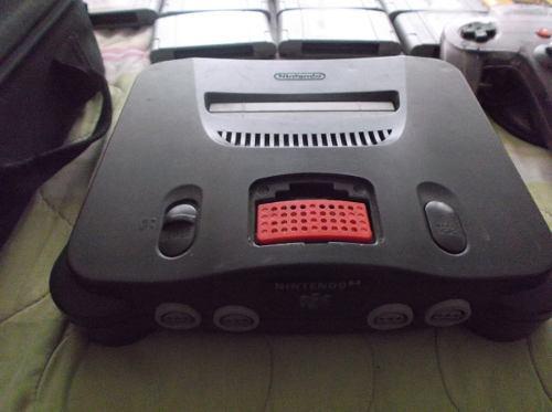 Nintendo 64, 2 controles, juegos precios según modelo