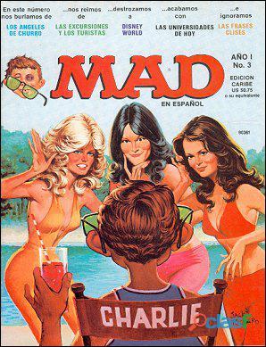 Buscando la revista española MAD   Reward 8