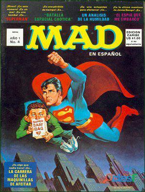 Buscando la revista española MAD   Reward 9