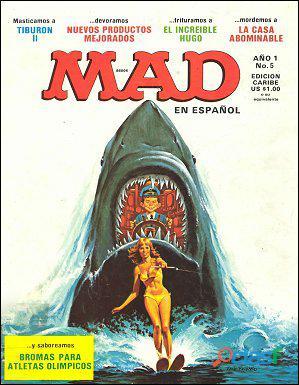 Buscando la revista española MAD   Reward 10