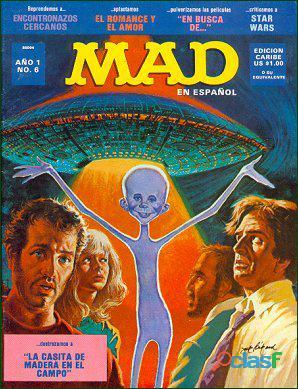 Buscando la revista española MAD   Reward 6