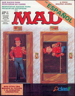 Buscando la revista española MAD   Reward 11