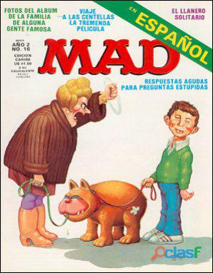 Buscando la revista española MAD   Reward 1