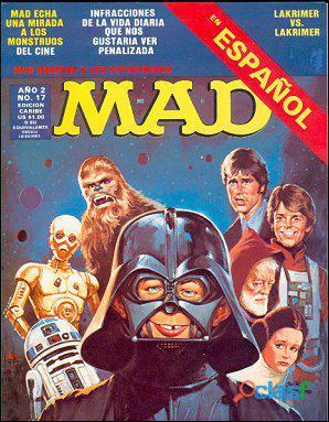 Buscando la revista española MAD   Reward 2