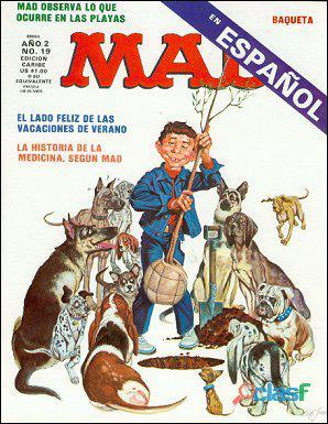 Buscando la revista española MAD   Reward 18
