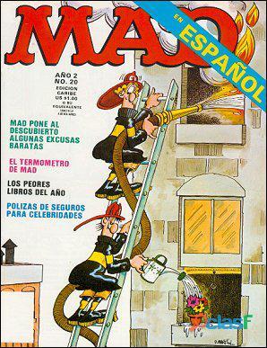 Buscando la revista española MAD   Reward 17