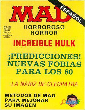 Buscando la revista española MAD   Reward 14