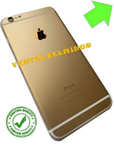 Iphone 6 plus 16gb lte liberado impecable (230) dorado