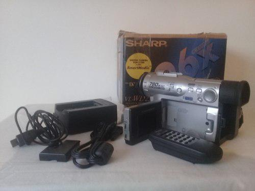 Camara de video sharp modelo vl-wd