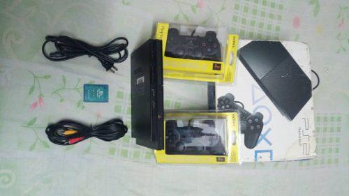 Consola de juegos. playstation 2