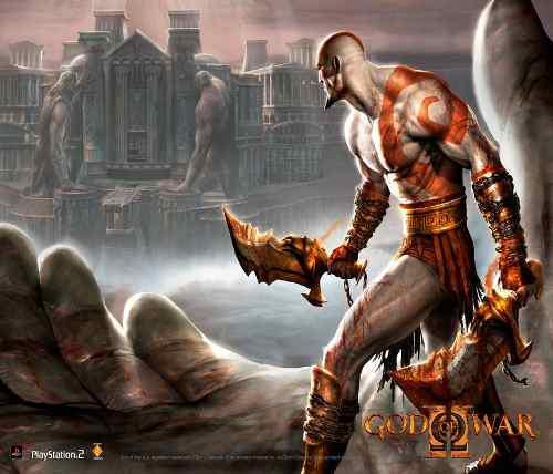 God war ps2 play 2 coleccion y otros juegos
