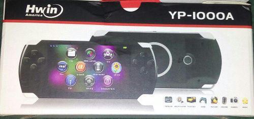 Mp5 consola video juegos portatil con camara