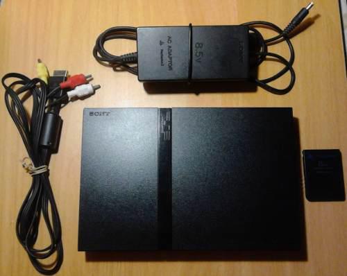 Ps2 play station 2 100% operativo chipiado juegos usb 25$neg