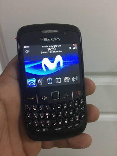Blackberry curve 8520 liberado con batería nueva