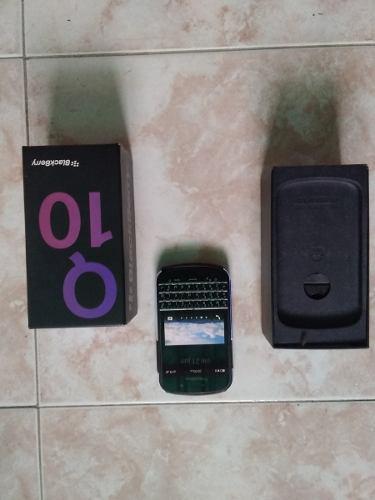 Blackberry q10 lte digitel (detalles)