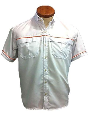 Camisas clasicas columbia mangas uniformes empresas oficinas