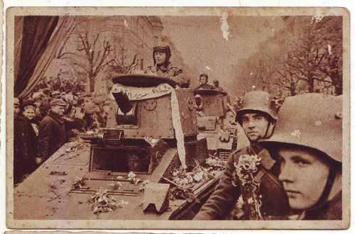 Postales antiguas alemanas de la ii guerra mundial (nazis)