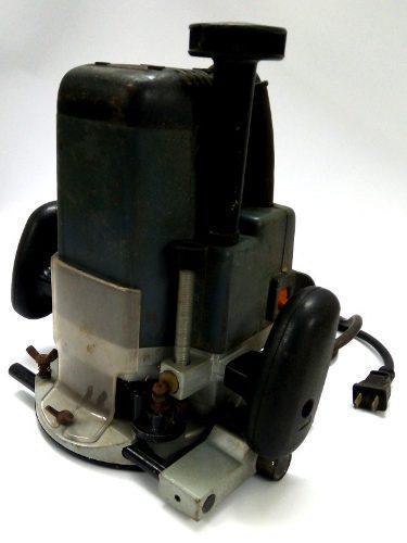 Trompo para carpintería truper profesional 1.3/4 hp