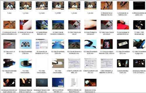 Video curso libera repara desbloquea teléfonos celulares