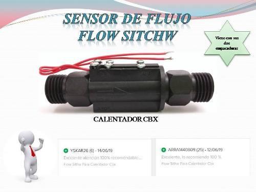Flow sithw para calentador cbx