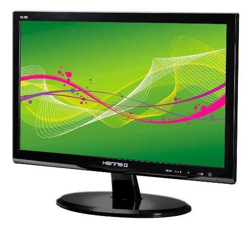 Monitor clase a 16 pulgadas dvi vga lcd gtia bagc