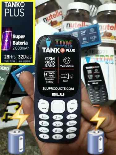 celular blu jr segunda mano  Anaco (Anzoátegui)