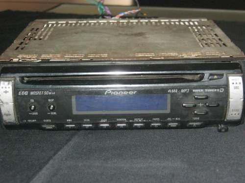 Reproductor cd pioneer modelo- deh-2850mpg
