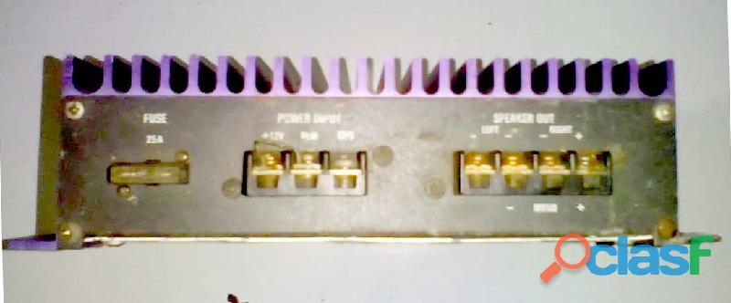 Planta Power Audio Gods 12v 400 vatios 2