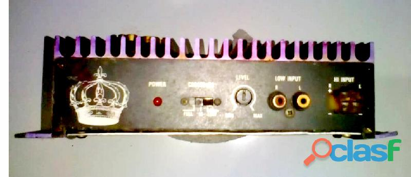 Planta Power Audio Gods 12v 400 vatios 3